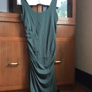 Green Boden body-con dress, size 12